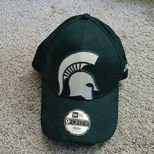 Michigan State youth baseball hat